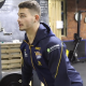 Laura Crane interviews and trains with Leeds Rhinos Stevie Ward