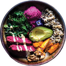 buddha bowl vegan recipe