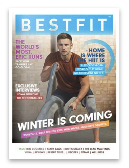 BESTFIT HEALTH AND FITNESS MAGAZINE ISSUE 48