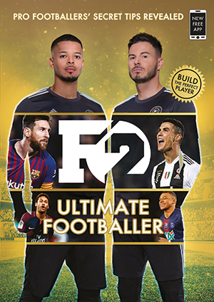 F2Freestylers ultimate footballer book