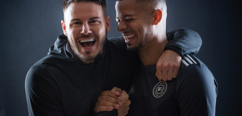 F2Freestylers smiling