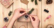 green Christmas Lisa Faulkner tips