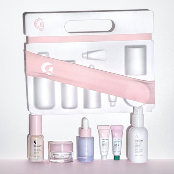 SKINCARE EDIT GLOSSIER VALENTINE'S DAY GIFT IDEAS