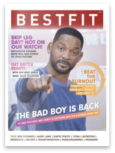 BESTFIT HEALTH FITNESS ISSUE 50