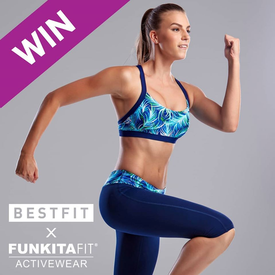 giveaway win funkita fit activewear