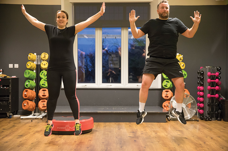 BESTFIT TV 10-week couple transformation tv show on freesports sky virgin freeview power plate workout