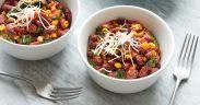 Quick Vegetarian Chilli recipe