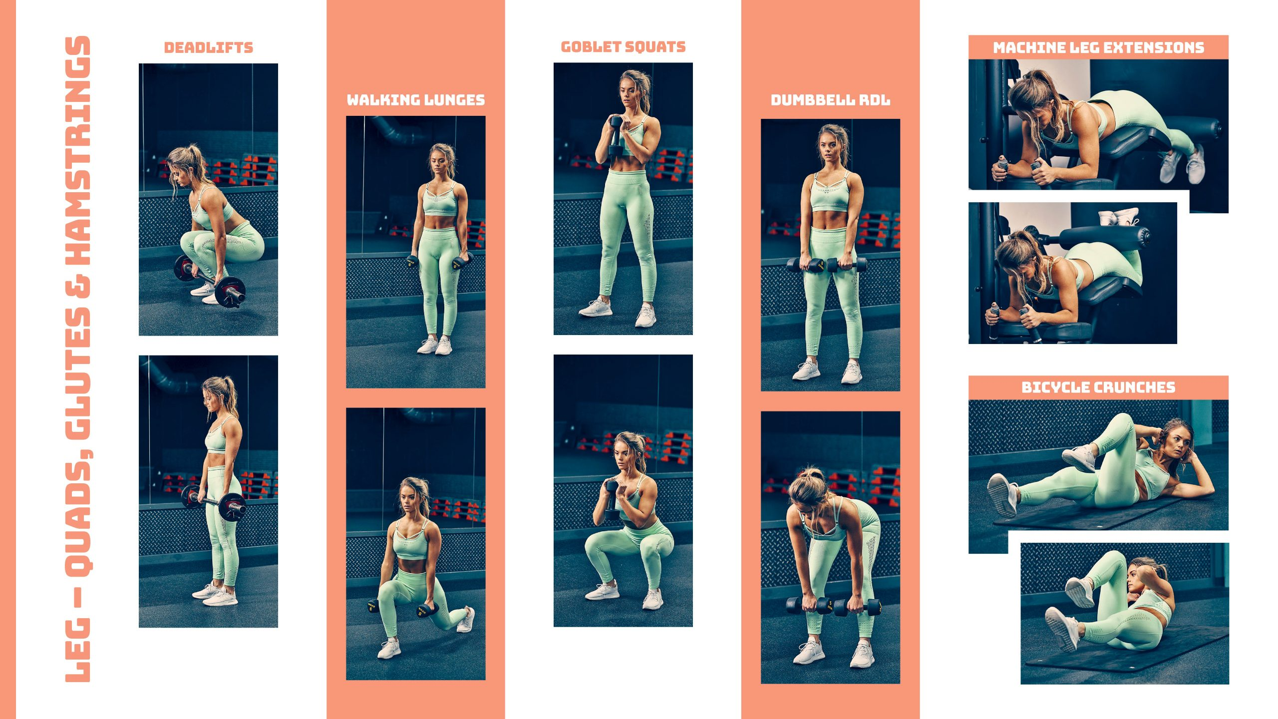 LEG WORKOUT STEFANIE MOIR NATURALLY STEFANIE QUADS GLUTES HAMSTRINGS