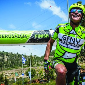 gfny road bike race 2020 jerusalem