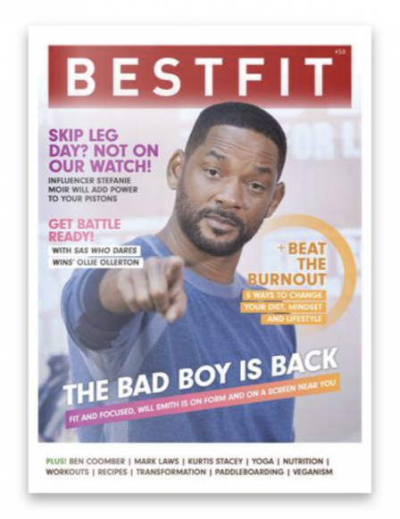 BESTFIT HEALTH AND FITNESS MAGAZINE ISSUE 50