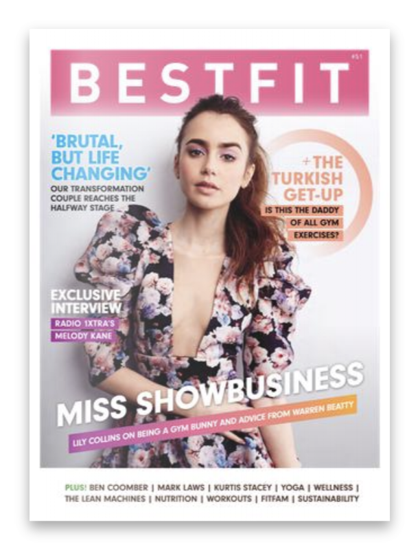 BESTFIT HEALTH AND FITNESS MAGAZINE