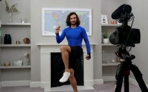 coronavirus lockdown home workout joe wicks